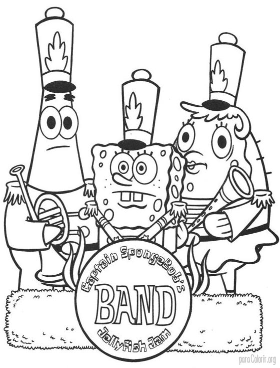 Banda do Bob Esponja