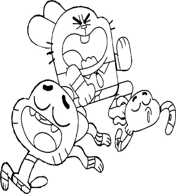 Família de Gumball