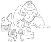 A turma de Pets, o Filme