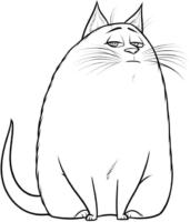 Chloe, a gata de Pets