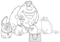 Personagens de Pets