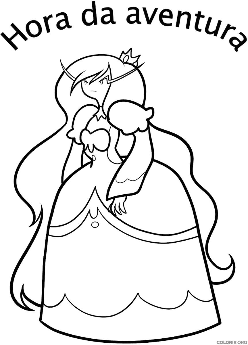 Princesa de Hora de Aventura