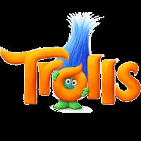 Desenhos de Trolls, O Filme, para colorir