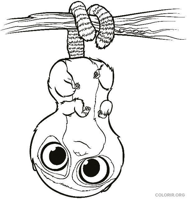 Animalzinho de Os Croods