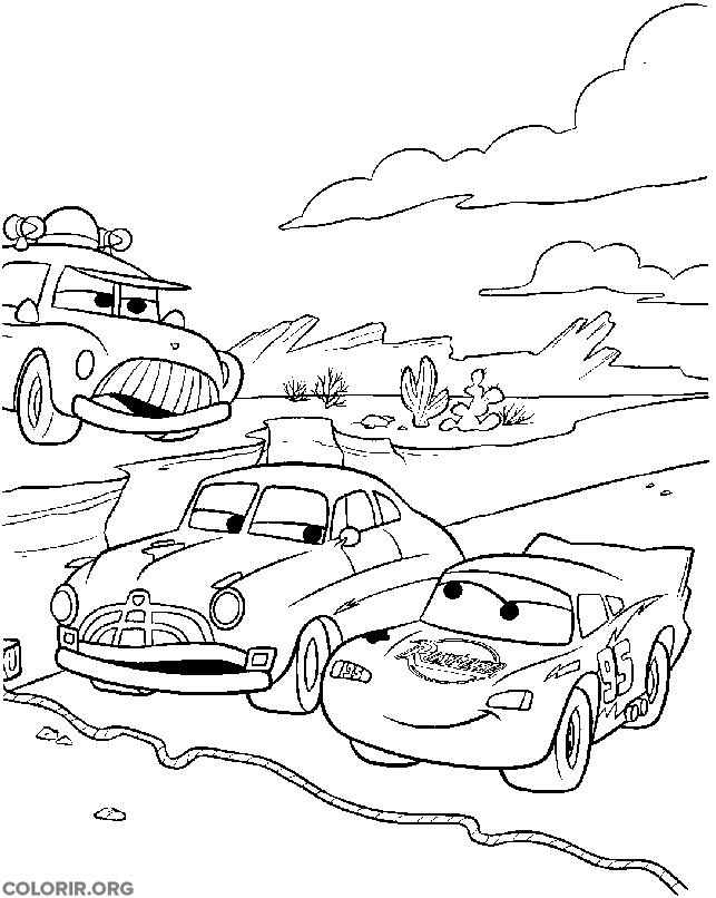 Personagens de Carros