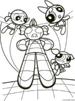 O Robô das Meninas Super Poderosas