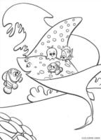 Desenho de Procurando Nemo (7)