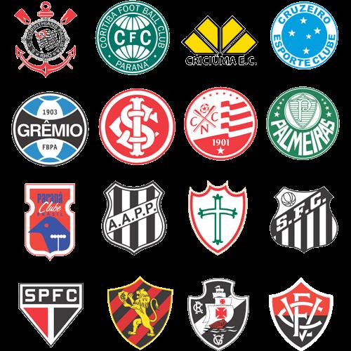 Símbolos De Times De Futebol Para Colorir Colorirorg